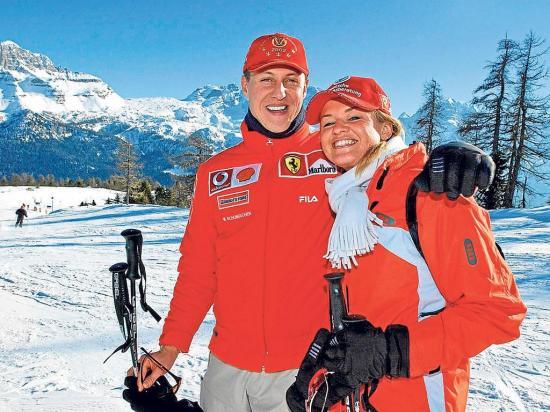 Todo por amor a Schumacher