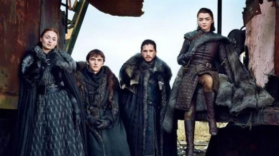 HBO confirma que la última temporada de 'Game of Thrones' se emitirá en 2019