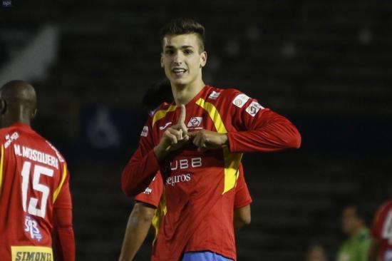 Barcelona SC confirma la contratación del argentino Juan Ignacio Dinenno