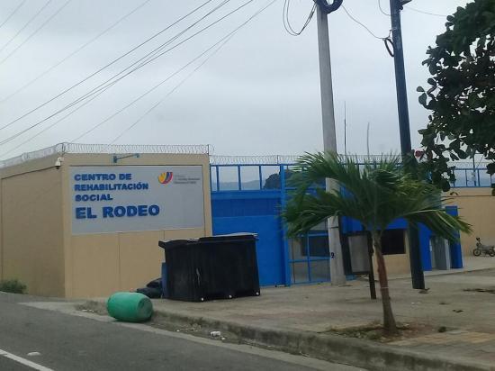 Portoviejo: Amotinamiento en la cárcel 'El Rodeo' dejó dos heridos