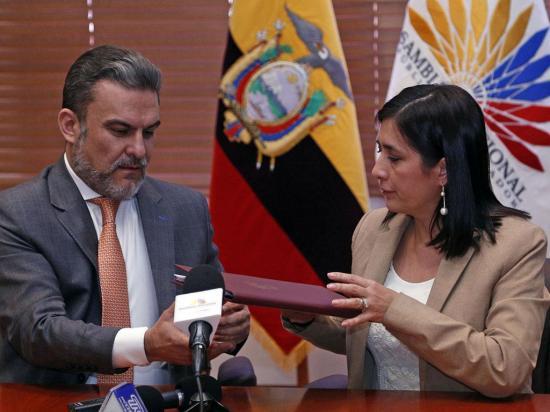 El sábado eligen nuevo vicepresidente de Ecuador
