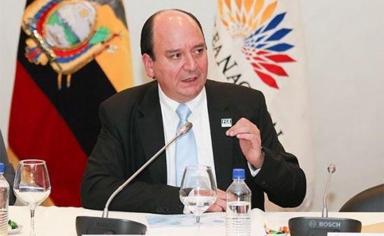 Fiscalía Ecuador descarta intervenir en juicio político contra vicepresidente