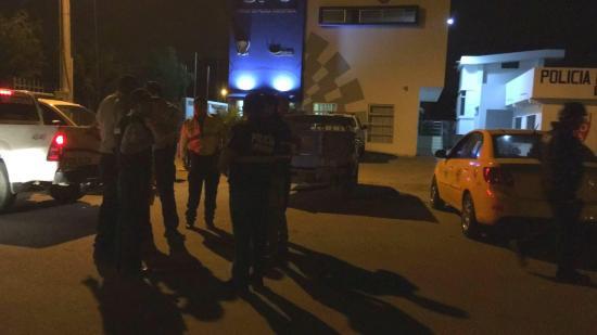 Policía decomisa 234 paquetes de marihuana en Jaramijó