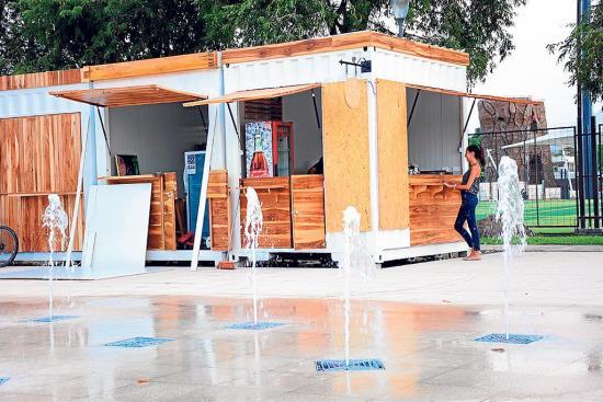Aumentarán los locales comerciales en La Rotonda