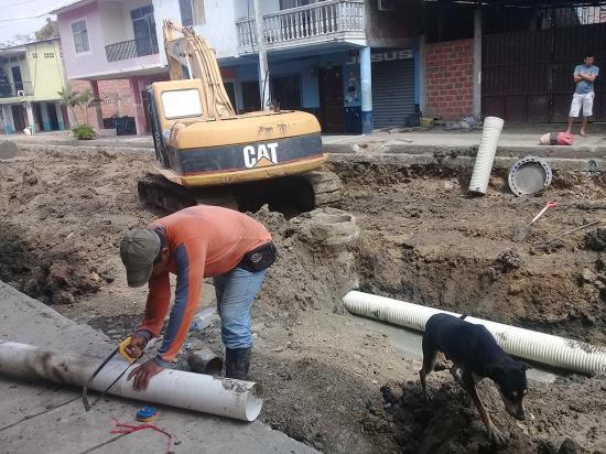 Corrigen problemas de conexiones de tuberías