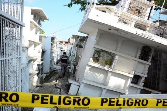 En febrero se contrata la regeneración del cementerio general de Portoviejo