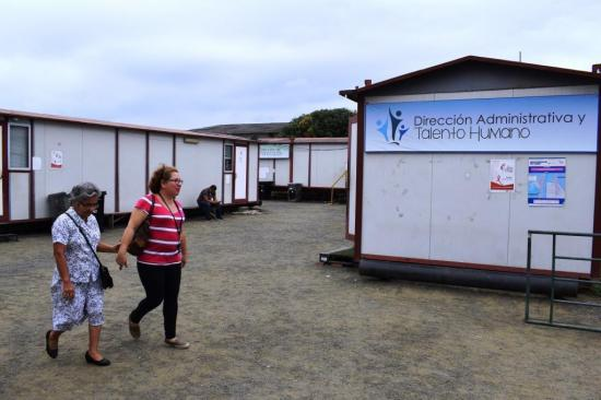 Municipio de Sucre laborará dos semanas más en los contenedores