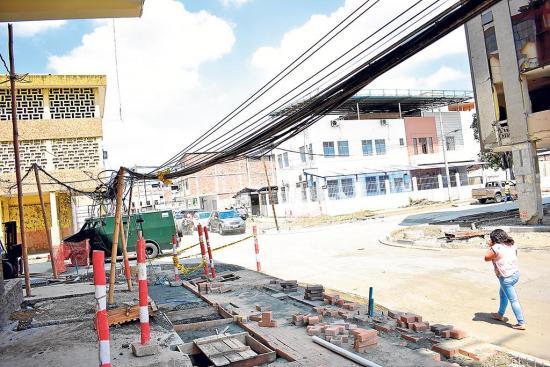 Soterramiento de cables en Portoviejo será integral
