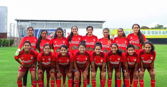 Perú llega a Ecuador y empieza a tomar forma el Sudamericano femenino Sub'20