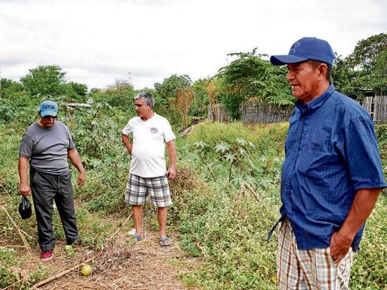 En la ciudadela El Llano exigen que se haga la limpieza del río de Oro