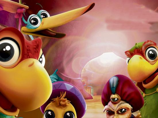 Las películas animadas más esperadas este año