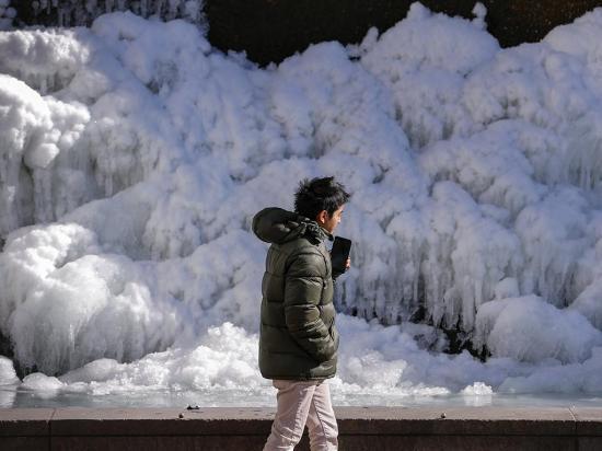Sensación térmica será de -31° grados