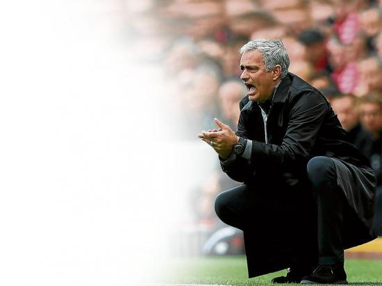 Mourinho y sus 'enemigos'