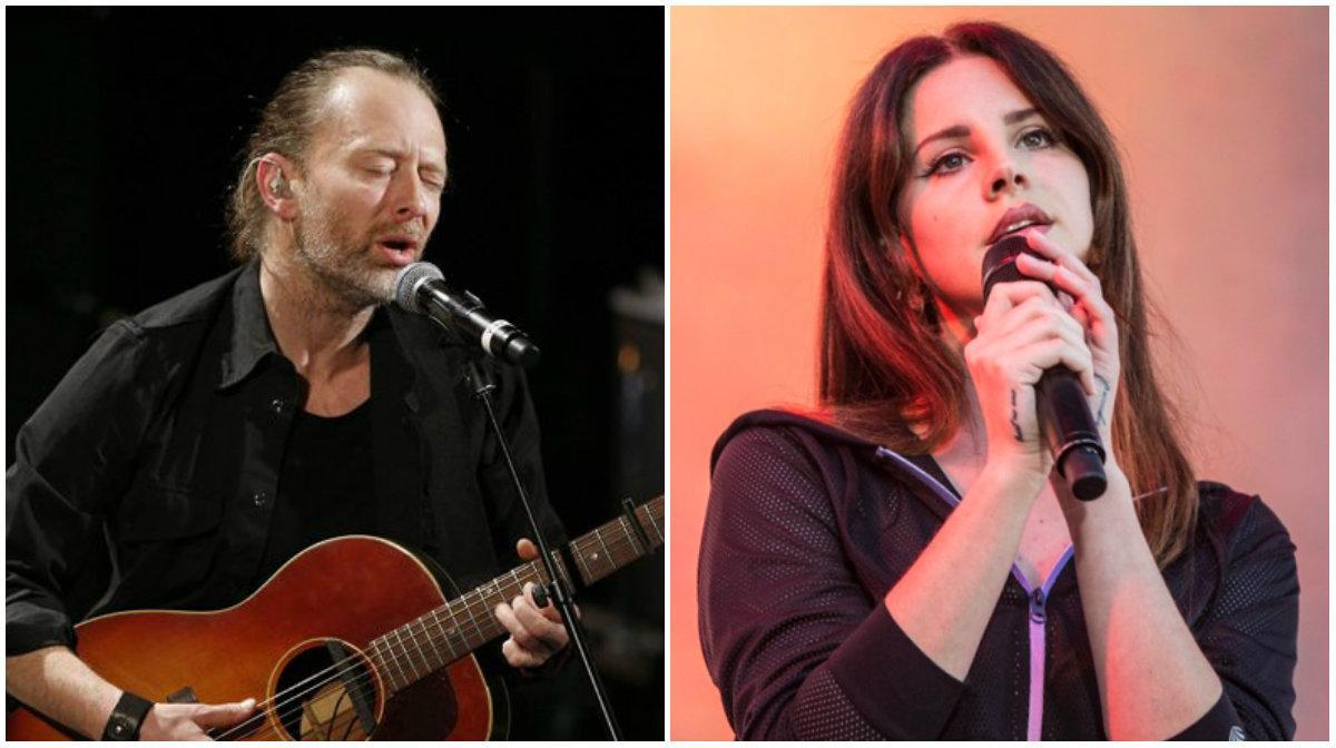 Radiohead acusa a Lana del Rey de plagiar su canción 'Creep'