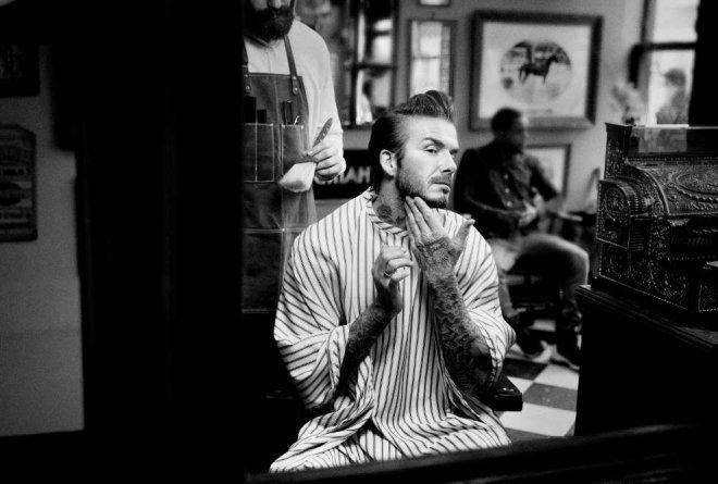 David Beckham crea su propia línea de cosméticos para hombre