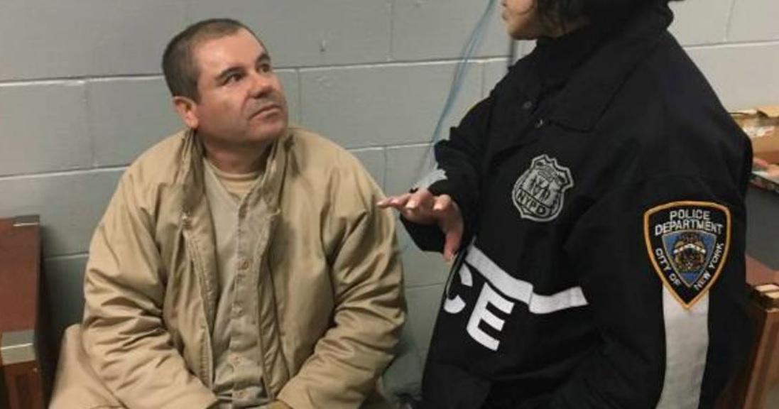 Se aplaza hasta septiembre el inicio del juicio contra 'El Chapo' Guzmán