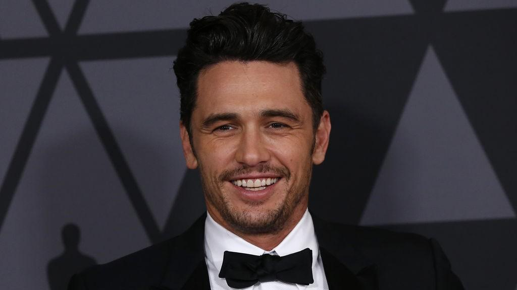 Cinco mujeres acusan a James Franco de comportamiento sexual indebido