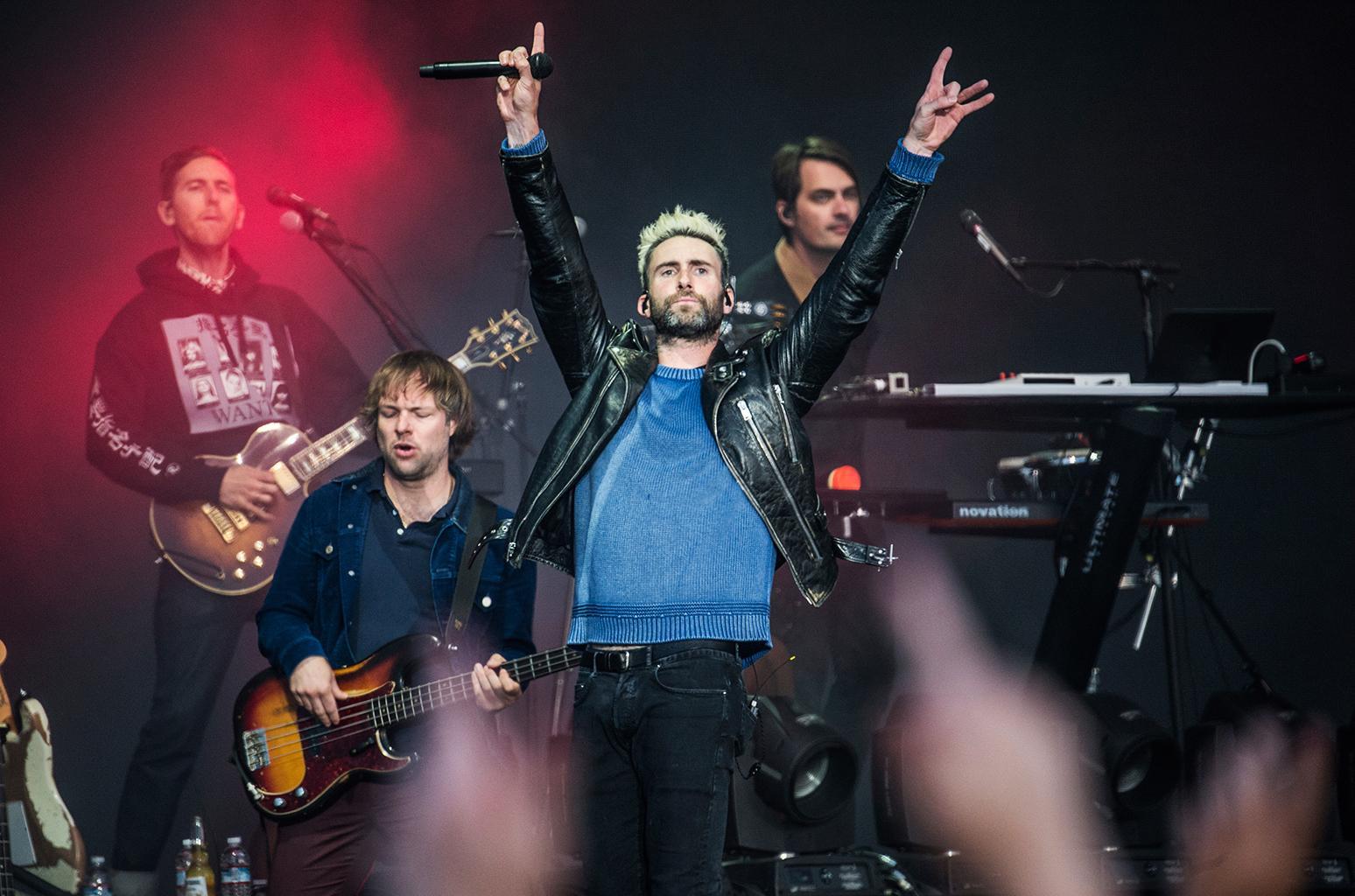 'Hola Ecuador', el mensaje en redes sociales que emocionó a los fans de Maroon 5
