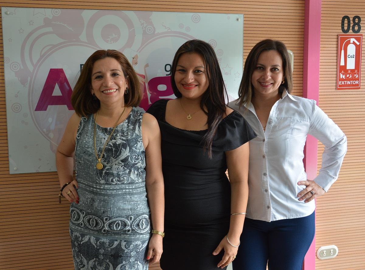 'La Estrella de Radio Amiga' premió a sus ganadoras