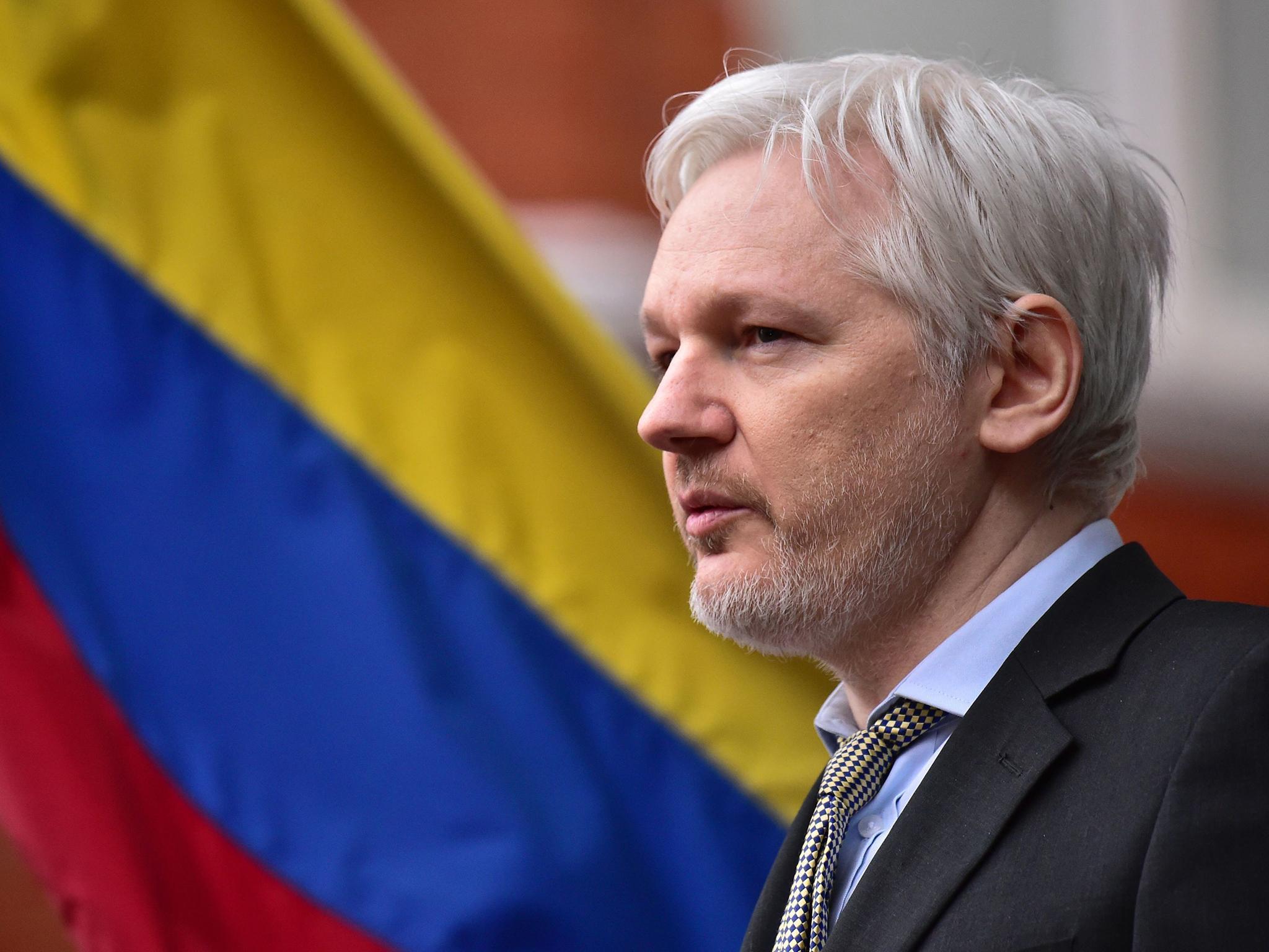 Londres rechaza conceder el estatus diplomático a Julian Assange