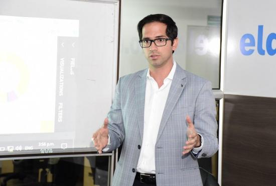 La Contraloría envía a la Fiscalía informe sobre Carlos Bernal