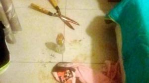 Joven argentina que cortó genitales de amante alega que se 'sentía oprimida'