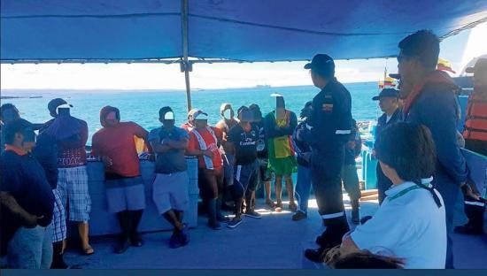 Sentencian a 16 tripulantes por pesca ilegal de tiburones