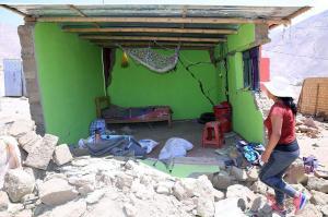 65 heridos y un fallecido es el saldo del terremoto en Perú
