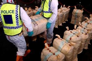 Sri Lanka destruye 928 kilos de cocaína procedentes de Ecuador