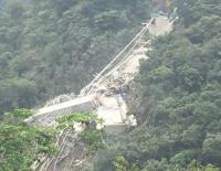 Al menos cuatro muertos al desplomarse viaducto en construcción en Colombia