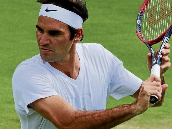 Roger Federer no se cree favorito