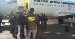 Cancillería anuncia llegada de 10 ecuatorianos víctimas de tráfico personas