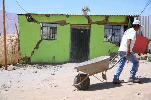 A 104 se elevó el número de heridos por terremoto al sur de Perú