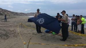 Hombre muere ahogado en la playa Santa Marianita