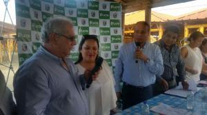 Iván Aguirre es nombrado como el nuevo vicealcalde de Sucre tras renuncia de Mario Bonilla