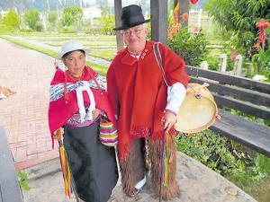 100 actos en el  Pawkar Raymi