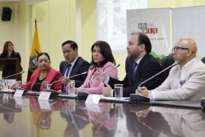 Ecuador realizará simulacro para garantizar mecanismos en la consulta popular