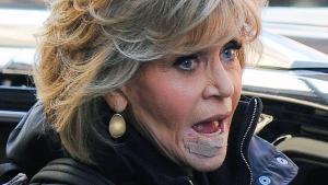 Jane Fonda afirma estar llena de vida tras extirpación de tumor en un labio
