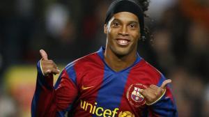 Pelé: 'Es imposible amar el fútbol y no ser fan de Ronaldinho'