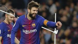 Gerard Piqué renueva con el Barça hasta el 2022