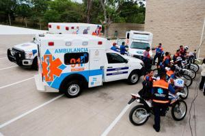 Muere niño hondureño en accidente de ambulancia que le llevaba a un hospital