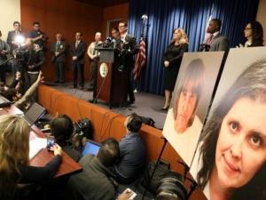Pareja que mantuvo secuestrados a sus 13 hijos en condiciones insalubres enfrentan 38 cargos