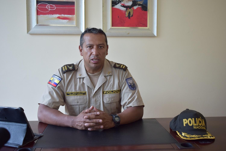 Marco Narváez es el jefe de Policía | Diario Centro