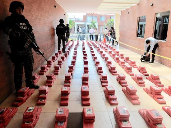 'Narco Merluza' salió de Manta