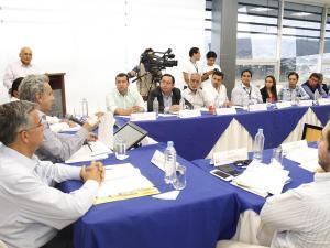 Moreno anunció obras para Portoviejo, Chone, Bahía de Caráquez y Pedernales