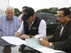 575 viviendas para damnificados en Bolívar