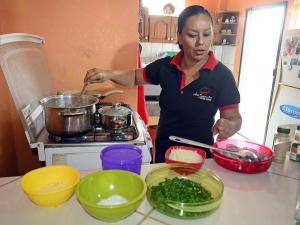 Cocina Express es un  emprendimiento que nació de la persistencia