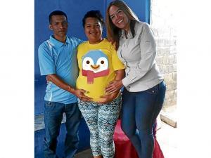 Mujer venezolana está embarazada de 11 bebés