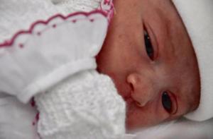 Nació Federica, hija de Leopoldo López y Lilian Tintori