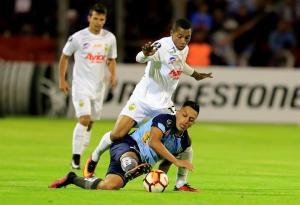 El Táchira empata y arruina fiesta del Macará en su debut en la Libertadores